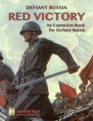 Defiant Russia: Red Victory Expansion (new from Avalanche Press)