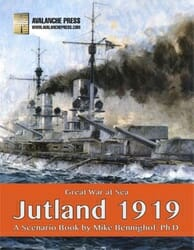Great War at Sea: Jutland 1919 (new from Avalanche Press)