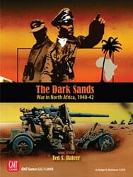 The Dark Sands (new from GMT Games)