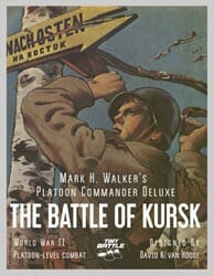 Platoon Commander Deluxe: Kursk (new from Flying Pig Games)