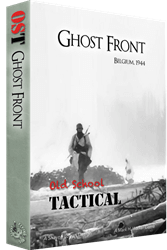 OST Vol II Expansion Ghost Front: Belgium 1944 (new from Flying Pig Games)