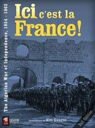 Ici c'est la France!, 2nd Edition (new from Legion Wargames)