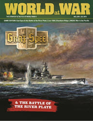 World at War, Issue 66: Cruise of the Graf Spee (new from Decision Games)