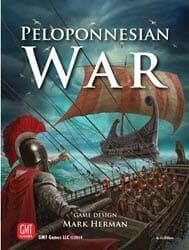 Peloponnesian War (new from GMT Games)