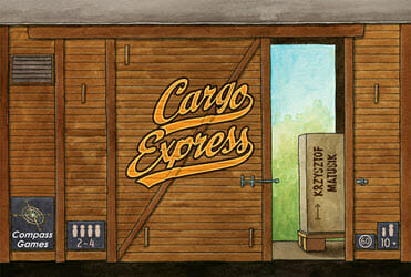 Cargo Express (new from Compass Games)