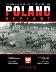 Poland Defiant (new from Revolution Games)