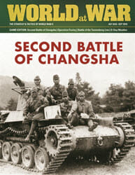 World at War, Issue 67: The Battle of Changsha (new from Decision Games)
