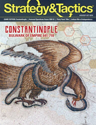 Strategy & Tactics, Issue 318: Constantinople (new from Decision Games)