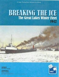Breaking the Ice (new from High Flying Dice Games)