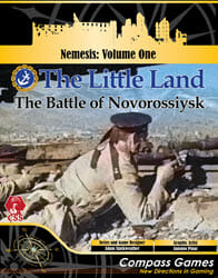 CSS The Little Land, Novorossiysk (new from Compass Games)