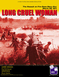Long Cruel Woman (new from High Flying Dice Games)