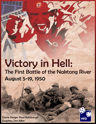 Victory in Hell (new from High Flying Dice Games)