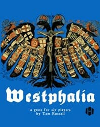 Westphalia (new from Hollandspiele)