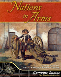 Nations in Arms (back in stock from Compass Games)