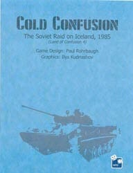 Cold Confusion: The Soviet Raid on Iceland, 1985 (new from High Flying Dice Games)