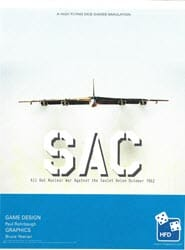 SAC: All-Out Nuclear War (new from High Flying Dice Games)