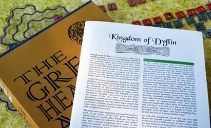 Kingdom of Dyflin Expansion (new from Hollandspiele)