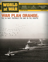 World at War, Issue 70: Great Pacific War (new from Decision Games)