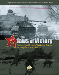The Jaws of Victory (new from New England Simulations)