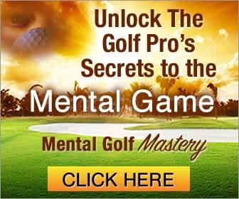 Golf Thinking Man's Game