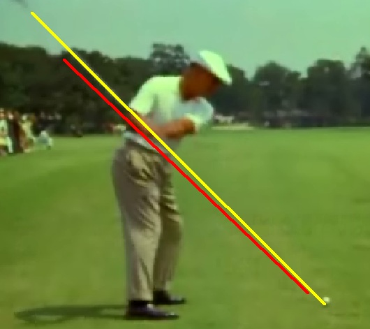 Ben hogan backswing