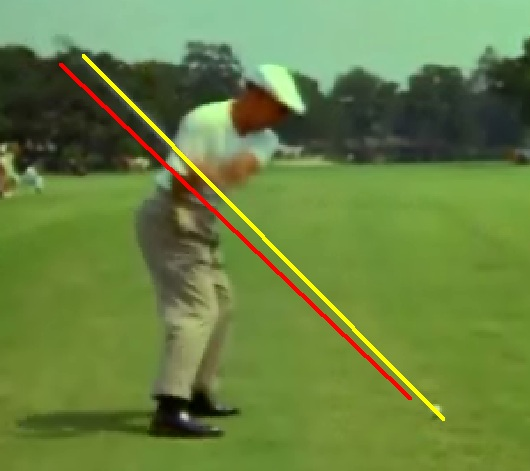 Ben hogan downswing
