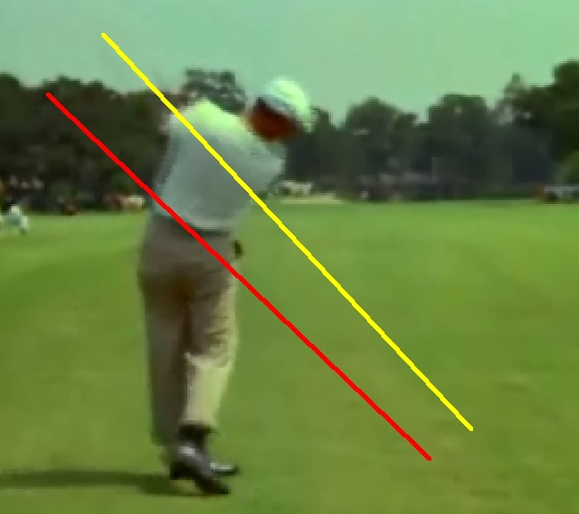 Ben hogan follow-through