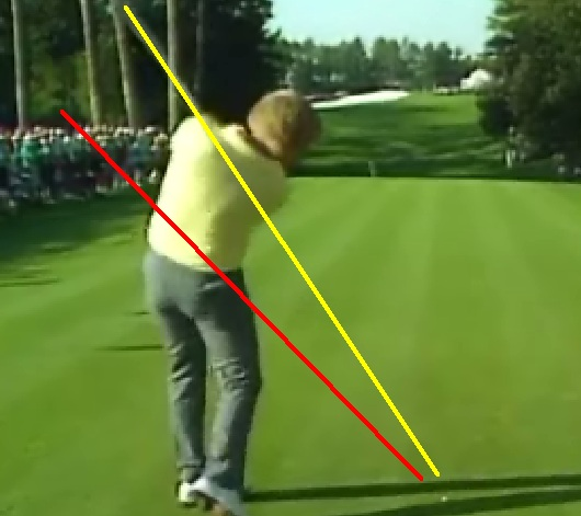 Jack Nicklaus Follow-Through