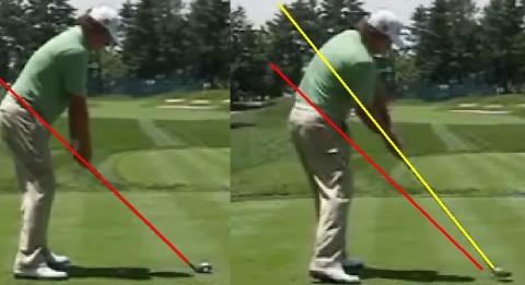 Jason Duffner golf swing