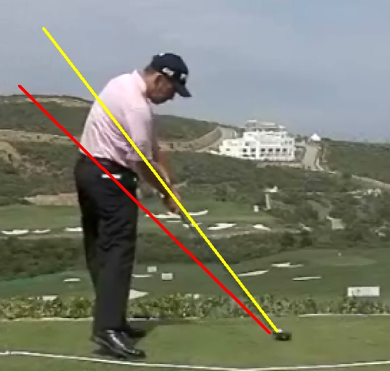 How to hit a hybrid club