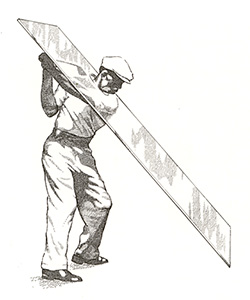 ben hogan swing plane
