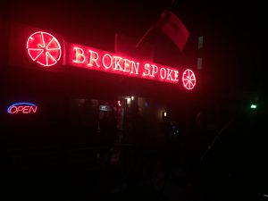 Broken Spoke in Austin Texas