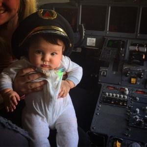 Infant Air Travel Tips