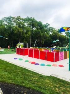 West Fork Park in Cincinnati, Ohio