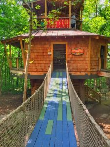 Treehouse at Conner Prairie