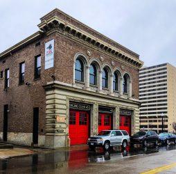 The Cincinnati Fire Museum