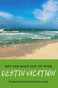 Destin family vacation ideas