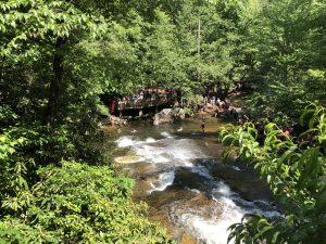 Sliding Rock North Carolina