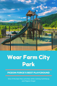 Wear Farm City Park