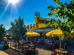 Oasis Diner in Hendricks County Indiana