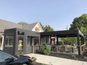 Bubs Cafe in Carmel