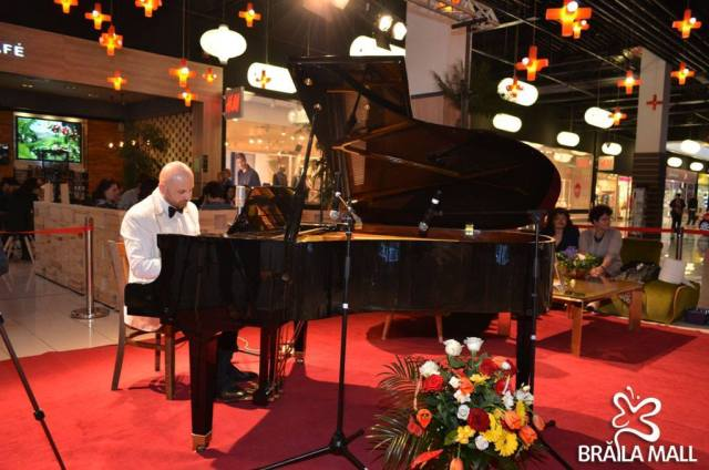 Pianist nunta, pianist petreceri private