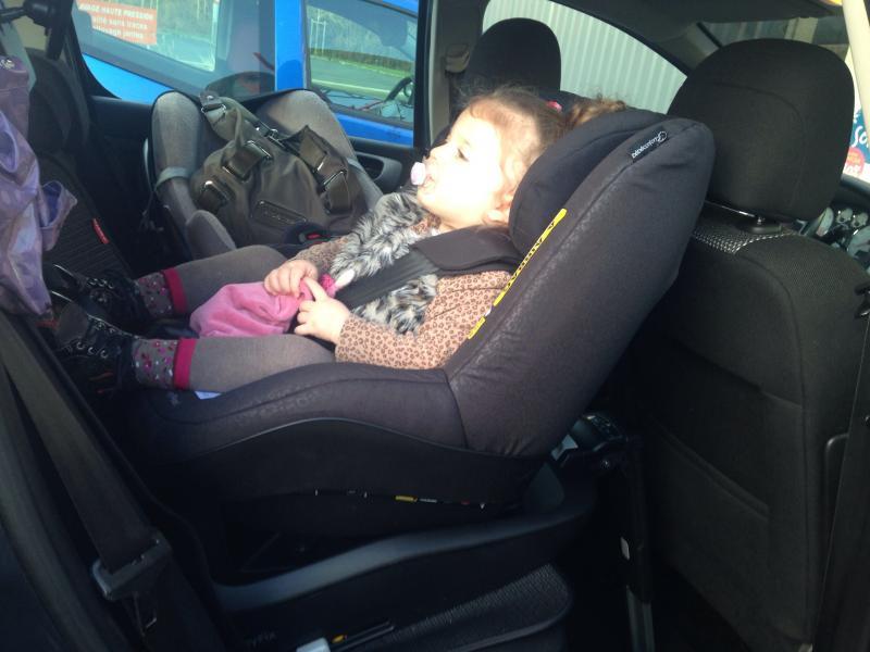 Sige Auto I Size 2way Pearl BEBE CONFORT Avis