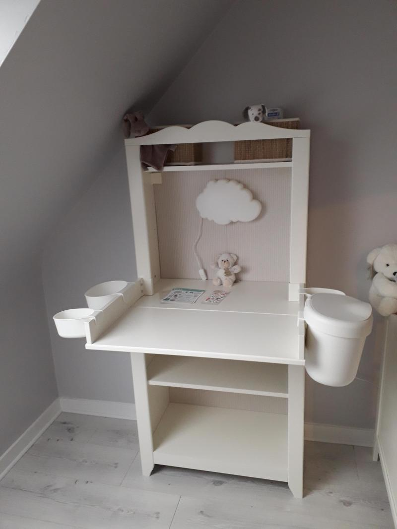 Table à Langer Rangement Hensvik Ikea Avis