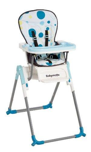 Chaise Haute Compacte Slim Babymoov Avis Et Comparateur De Prix
