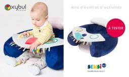 baby test aire jeu oxybul
