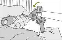 démonter le robinet thermostatique