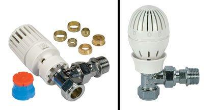 température robinet thermostatique