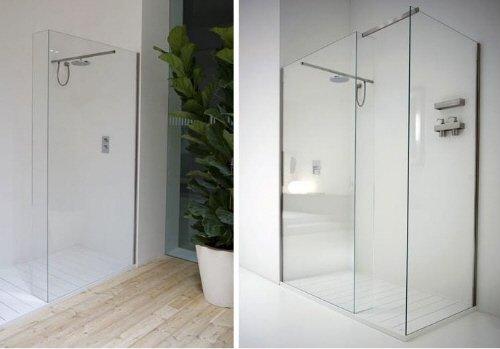concevoir une douche de style italien