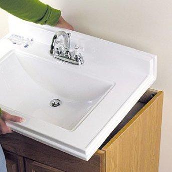 installer vasque ou lavabo salle de bain